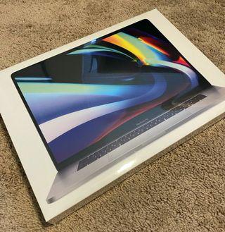 Macbook Pro 16 procesador i9 1TB nuevo estrenar