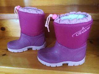 Botas de Agua/nieve