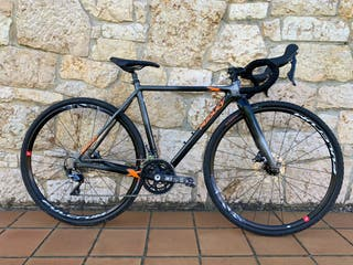 Se vende bici de ciclocross/gravel