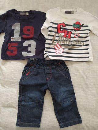 lote ropa bebe