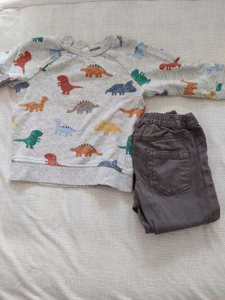 pack ropa bebe