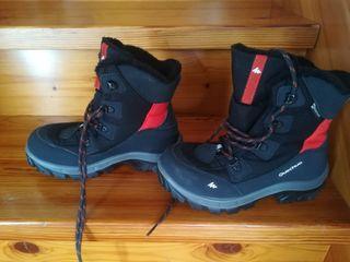 Botas de monte/nieve