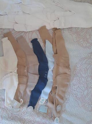 polainas y chaquetitas