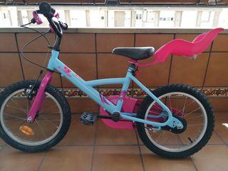 Bicicleta 16''