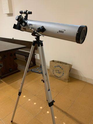 Telescopio reflector 700-76