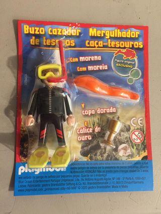 Playmobil buzo