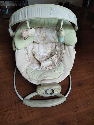 silla para bebe