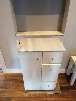 Mueble de baño auxiliar