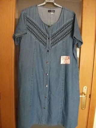 MUJER: vestido tejano