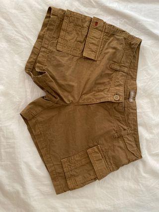 Pantalon short Napapijiri