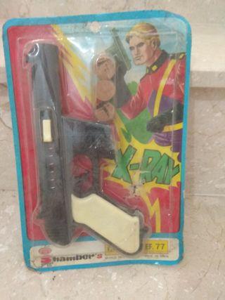 Pistola X-RAY