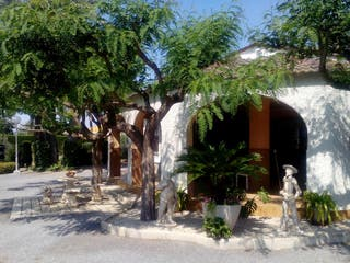 El Espino, house with garden for rent
