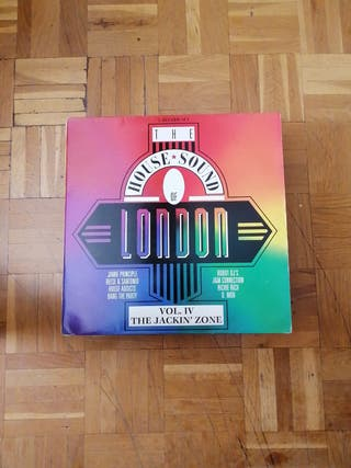 doble lp the house sound of london