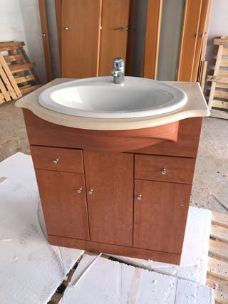 Mueble aseo baño