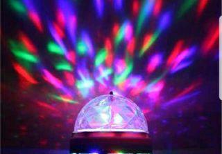 Juegos de luces led para Discoteca