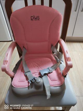 vendo silla para bebé.