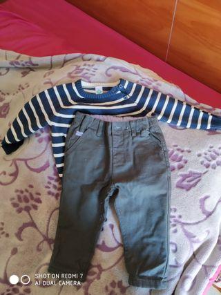 ropa. bebé