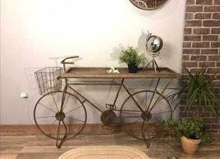 Recibidor bicicleta