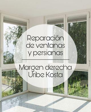 Reparación de ventanas y persianas
