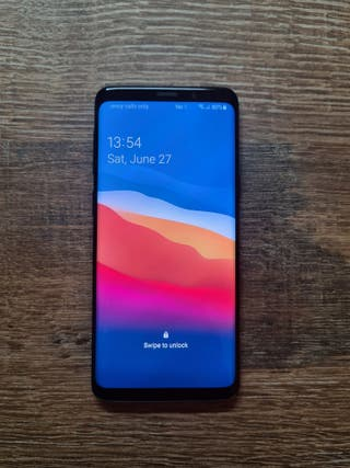 Samsung Galaxy S9 64GB (Negro)