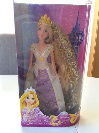 Muñeca Rapunzel vestida de Boda Disney