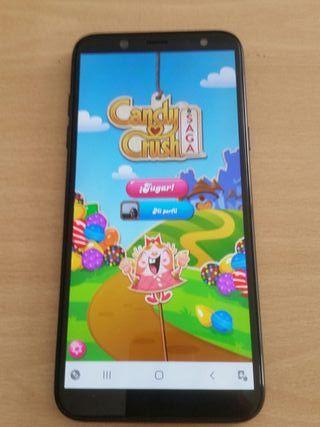 Samsung Galaxy A6 (2018 3 ram sim cargador