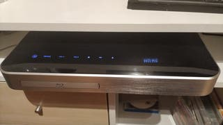 Home Theater blue Ray Phillips HTS 7200