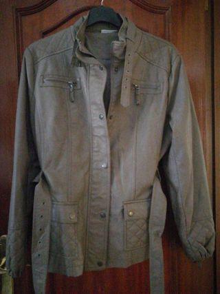 chaqueta de pulipiel