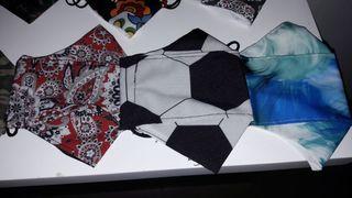 Mascarillas 3D hechas en casa