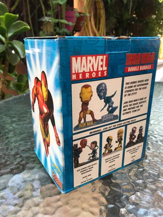 Bobble buddies Iron Man