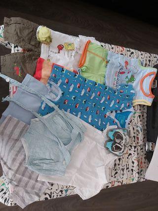 ropa bebé 3 meses