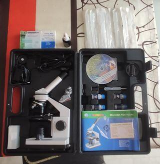 Kit de microscopio Bresser