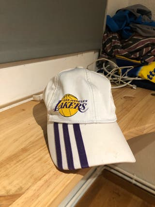 Gorra adidas Los Angeles Lakers