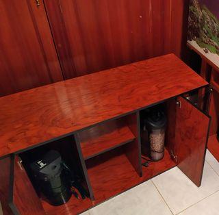 mesa mueble para acuario / pecera