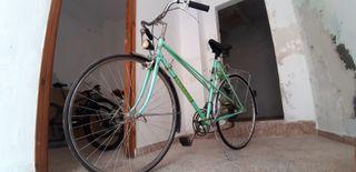 bici paseo de los 80