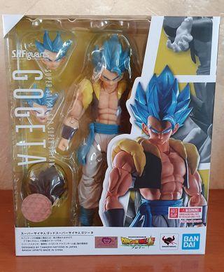 Dragon Ball ShFiguarts Gogeta Blue