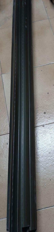 Lamas una persiana aluminio bronce con aislante