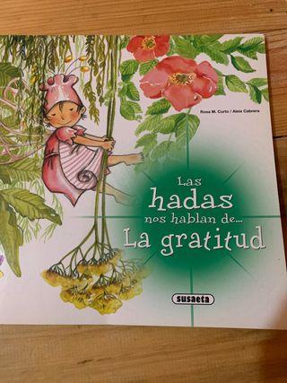 Libro infantil Hadas