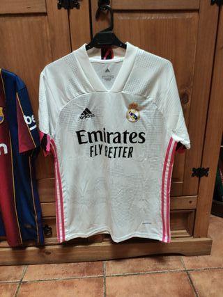 camiseta real Madrid 20/21