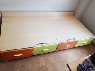 cama de 90×1.99