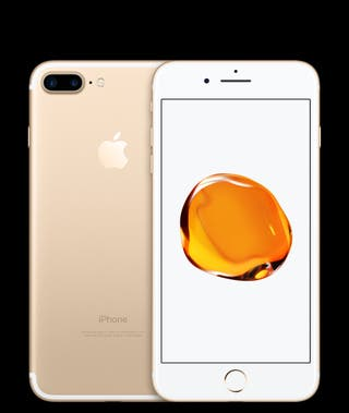 Iphone 7 Plus Oro 32 Gb