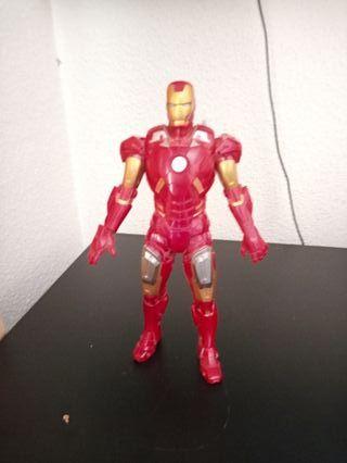 Figura de acción ironman
