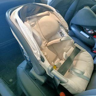 Silla cuco bebé, silla de coche bebe