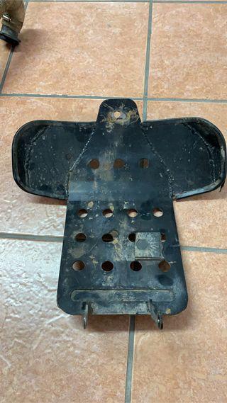 Cubrecarter para yamaha sr 250