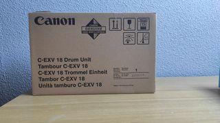 Toner tambor original Canon C-EXV18