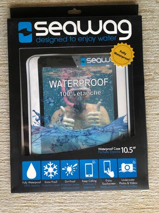 SEAWAG TABX Funda acuática Tablet Sumergible 25m