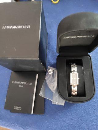 reloj Emporio Armani original mujer