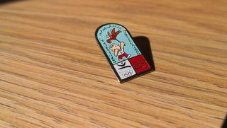 Exclusivo Pin Cobi Inauguracion Olímpiadas 92