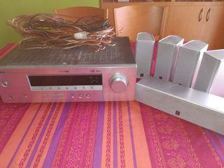Yamaha amplificador y home cinema