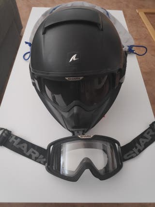 casco shark vancore